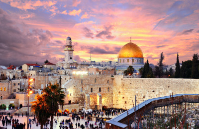 Jerusalem - The Western Wall - Israel