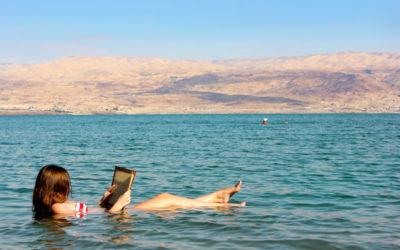 Israeli tourism - dead sea